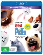 The Secret Life Of Pets Blu-ray  [Region B] [Blu-ray]