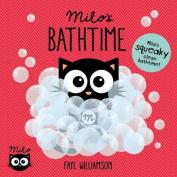 Milo's Bathtime