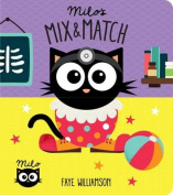 Milo's Mix and Match [Board book]