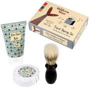 Modern Man Travel Shaving Kit