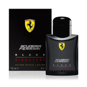 FERRARI BLACK Dopo Barba 75 Ml. Beard and shaving