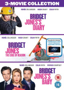 Bridget Jones's Diary/The Edge of Reason/Bridget Jones's Baby [Region 2]