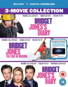 Bridget Jones's Diary/The Edge of Reason/Bridget Jones's Baby [Region B] [Blu-ray]