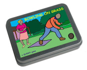 LAWN BOWLS - BOWLING ON GRASS - the Quikky Bowls game in your pokket