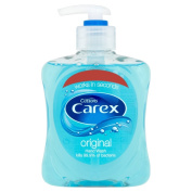Cussons Carex Original Antibacterial Handwash 250 ml - Pack of 6