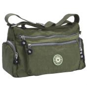 Women Tote Messenger Cross Body Nylon Handbag Bag Ladies Shoulder Bag Purse New