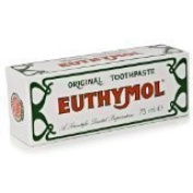 6 X EUTHYMOL 75ML TOOTHPASTE by EUTHYMOL