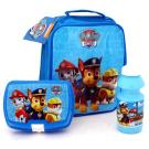 Paw Patrol Boys 3 Piece Lunch Bag Set