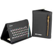 Sinclair ZX Spectrum Tri Fold Wallet. Retro style gamer gift