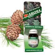 Aromatherapy essential oil Siberian pine Scotch fir 10 ml Sauna