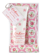 Cath Kidston Provence Rose and Peony Hand Care Essentials Includes Hand Cream 75 ml and Emery Board
