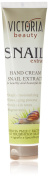 HAND CREAM WITH SNAIL EXTRACT*FOR HEALTHY AND BEAUTIFUL HANDS*DEEPLY moisturising*SLOWS ageing PROCESS*EVENS SKIN TONES*REGENERATES by Victoria Beauty