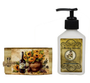 Lillie May Naturals Vineyard Collection Maggie May Goat Milk Soap and Lotion Gift Set