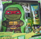 Nickelodeon Teenage Mutant Ninja Turtles Bath Time Set