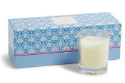 Vera Bradley Cotton Flower Candle Gift Set in Gift Box