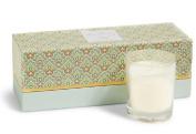 Vera Bradley Vanilla Sea Salt Candle Gift Set in Gift Box