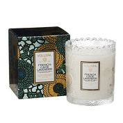 Voluspa French Cade & Lavender Boxed Scalloped Limited Candle 180ml