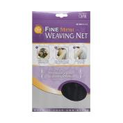 Qfitt Fine Mesh Weaving Net #558 Black