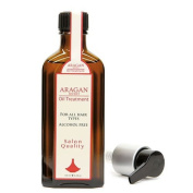 Heaven Argan Moroccan Oil Treatment - For all hair types, alcohol free and a salon quality secret repair you do in the privacy of your own home.