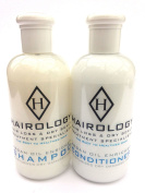 Hairology - Argan Oil Enriched Shampoo and Conditioner - Argan Oil Enriched Shampoo and Conditioner for Conditioning Moisturising and Protecting Dry Damaged Hair