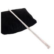 2Pcs Simple Gold Silver Metal Hair Stick Chopsticks Updo Set Punk Women Hair Accessory Clip Chignon Pin Hairpin Punk