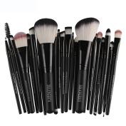 Baomabao 22pc Cosmetic Makeup Brush Blusher Eye Shadow Brushes Set Kit