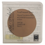 Jane Iredale Purepressed Base Mineral Foundation Refill SPF20 for Women, Riviera, 10ml
