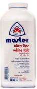 Ultra-fine white talc