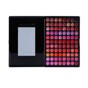 PhantomSky 88 Colour Cream Lip Gloss Makeup Palette Cosmetic Contouring Kit - Perfect for Professional and Daily Use