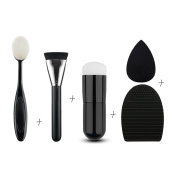 Makeup Brush,Vovotrade 5pcs Makeup Sponge Makeup Brush Cleaner Foundation Brush