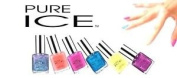10 Pure Ice Nail Polish No repeat colour's Great Fingernail Polish Lot By Bari