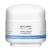 Rugard - Hyaluronic Moisturiser for Mature and Dry Skin 100ml 3.4 OZ
