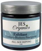 Organic Exfoliant with Cranberry, Blueberry & Pomegranate