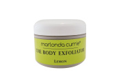 marlonda currie the Body Exfoliator Handmade Natural Organic Brown Sugar Scrub that Triple Exfoliates and Hydrates Skin, Absolutely No Lotion Required, Lemon