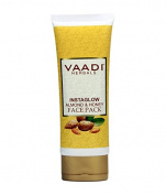 Vaadi Herbal Instaglow Almond and Honey Face Pack SD - With Complementary Gifts!!