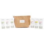 Yorba Organics Family Hessian Gift Bag, Natural/Beige