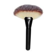 Brush,Lisingtool Makeup Goat Hair Blush Face Powder Foundation Cosmetic Brush