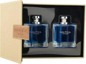 Nautica Voyage By Nautica For Men. Set-edt Spray 100ml & Aftershave 100ml