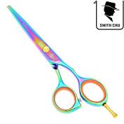 Smith Chu 14cm Professional Barber Hair Shears Cutting Scissors Salon Hairdressing Razor
