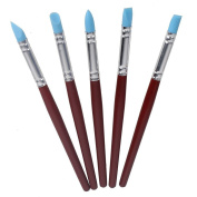 Yiguo 15cm Art Craft Pottery Clay Modelling Sculpture Carving Tools Set - Size S