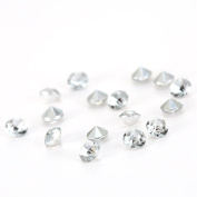 10000 Acrylic Crystals Diamonds Confetti Scatter Crystals Wedding Scatter Table Home Decoration 4.5mm