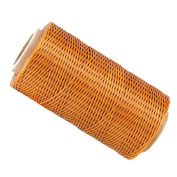 BOPU 200 Metre 1mm 150D Light Brown DIY Leather Sewing Flat Waxed Dacron Thread Cord