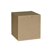 BonBon Paper Kraft Gift Boxes / Wedding Favour Boxes Pack of 12 | USA Made | 100% Recycled