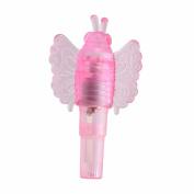 Altumcloud(TM) Butterfly G -Spot Nipple Stimulation vi-brat-or Single Speed Waterproof L3.13cm Mini S-e-x Toy for Adult