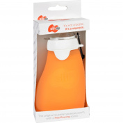 Sili Squeeze Bottle - Original with Eeeze - Orange - 120ml