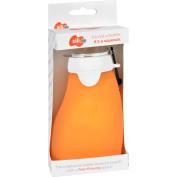 Sili Squeeze Bottle - Original with Eeeze - Orange - 120ml