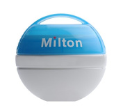 Milton Soother Steriliser Incl 60 Sterilising Tablets - Portable - Cleans And Sterilises On The Go