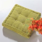 YunNasi Thicken Corduroy Cushion Square Round Pillow Chair Pads for everyone (Square