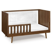 Ubabub Toddler Bed Conversion Kit Walnut