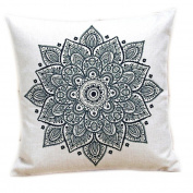 Pillow Cases,Dirance(TM) Home Decor Print Square Throw Sofa Bed Decoration Cushion Cover